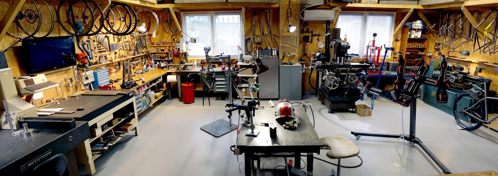 L'Atelier Titane, à la Motte-Servolex.
